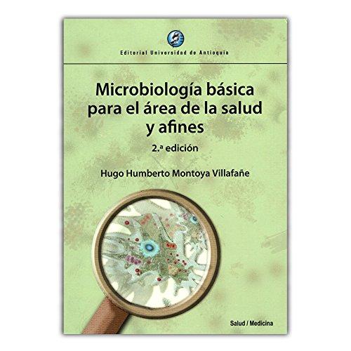 9789587140903: MICROBIOLOGIA BASICA PARA EL AREA DE LA SALUD Y AFINES