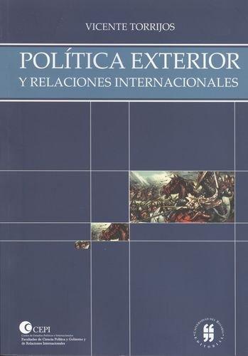 9789587380033: Política Exterior y Relaciones Internacionales (Spanish Edition)
