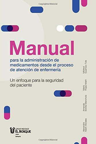 Manual para la administración de medicamentos desde: Marín, Alexandra