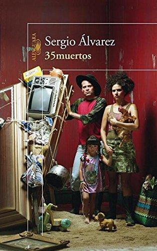 9789587580617: 35 Muertos (Spanish Edition)