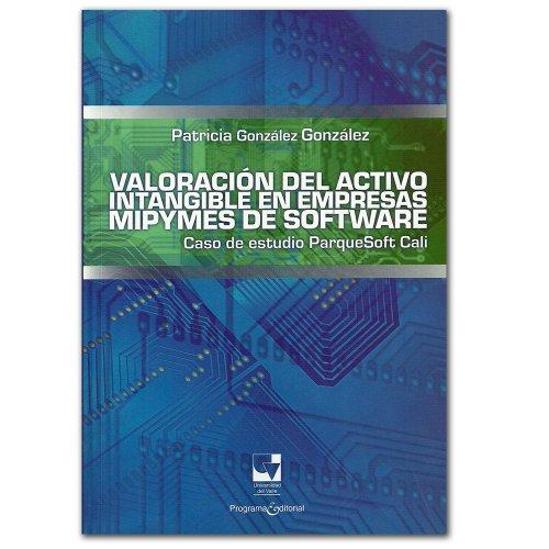 9789587650549: Valoración del activo intangible en empresas mipymes de software. Caso de estudio parqueSoft Cali