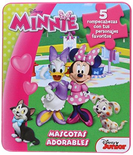 9789587661507: Minnie Rompecabezas