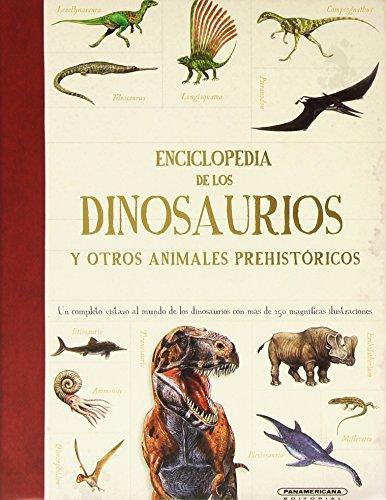 9789587664652: Enciclopedia de los dinosaurios y otros animales prehistóricos (Spanish Edition)