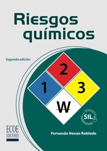 9789587711042: Riesgos químicos (Spanish Edition)