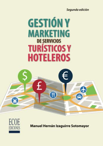 9789587711592: Gestión y marketing de servicios turísticos y hoteleros (Spanish Edition)
