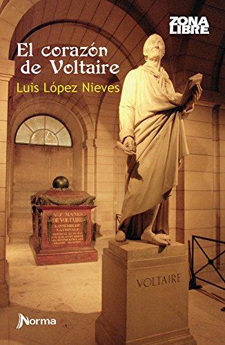 9789587764857: El Corazón de Voltaire (Spanish Edition) (Zona Libre)
