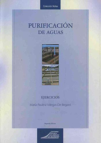 9789588060712: PURIFICACIONES DE AGUAS EJERCICIOS