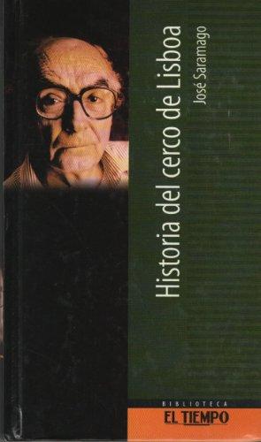9789588089324: Historia del cerco de Lisboa (Biblioteca El Tiempo, 14)