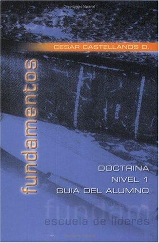 9789588092089: Fundamentos: Alumno, Nivel 1 (Spanish Edition)
