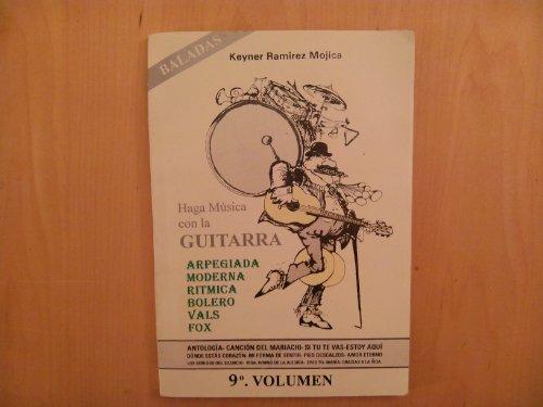 9789588124100: Haga Musica Con La Guitarra (BALADA Y POP PRIMERA PARTE)