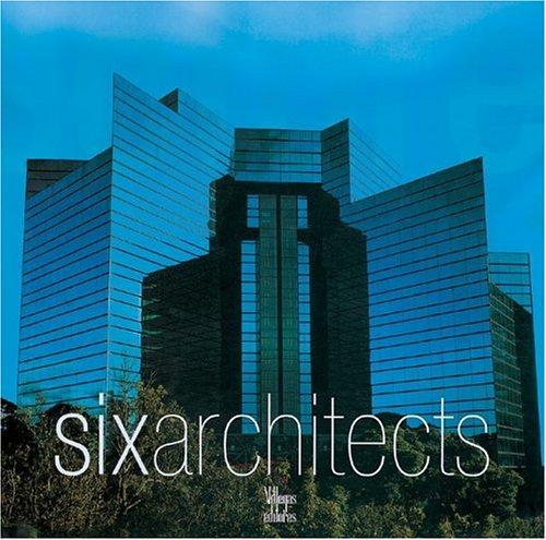 9789588156095: Six Architects (Arquitectura Contemporanea (Bogota, Colombia).)