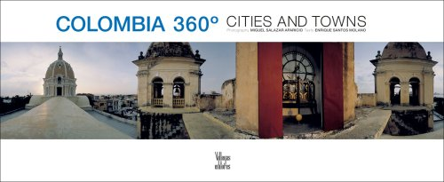 9789588156859: Colombia 360: Cities and Towns