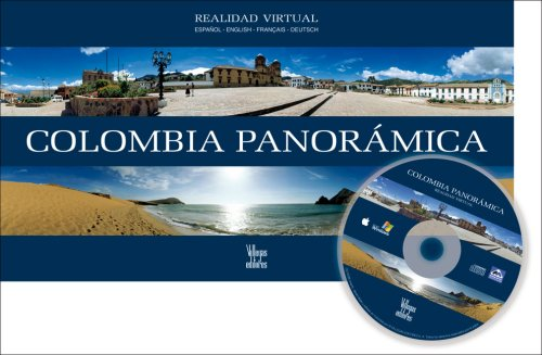9789588160948: Colombia panoramica CD-ROM