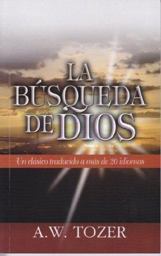 9789588217109: La Busqueda De Dios