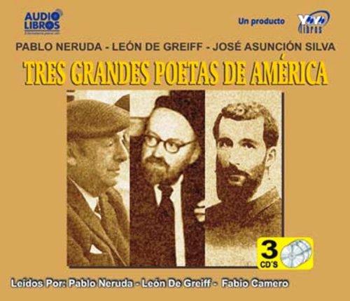 9789588218786: Tres Grandes Poetas De America / Three Great Poets Of America