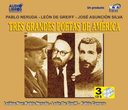 9789588218786: THREE GREAT POETS OF AMERICA (Spanish Edition)