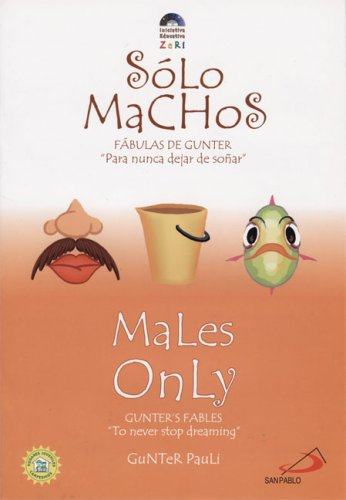 9789588233710: Solo Machos / Males Only/ (Gunter's Fables)