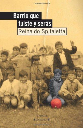 9789588294889: Barrio Que Fuiste y Serás (Spanish Edition)