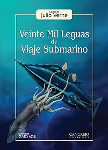 9789588296128: Veinte mil leguas de viaje submarino