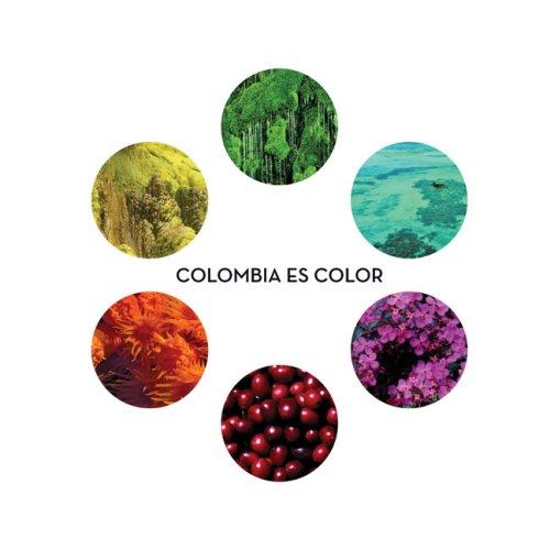 9789588306230: Colombia es color (Spanish Edition)
