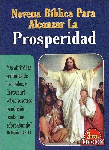 9789588354002: Novena Bíblica Para Alcanzar La Prosperidad