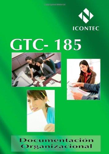 9789588585031: GTC-185 Documentación Organizacional (Spanish Edition)