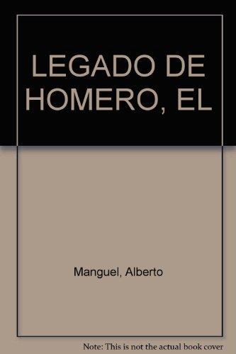 9789588613123: legado de homero, el