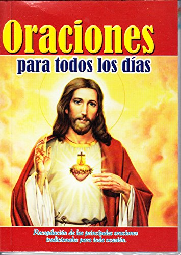 9789588684604: Oraciones Para Todos Los Dias