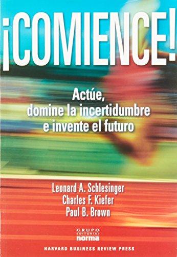 Comience: Leonard A. Schlesinger;