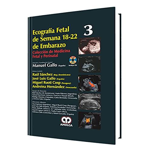 9789588816272: Ecografía fetal de semana 18-22 de Embarazo