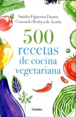 9789588870663: 500 RECETAS DE COCINA VEGETARIANA