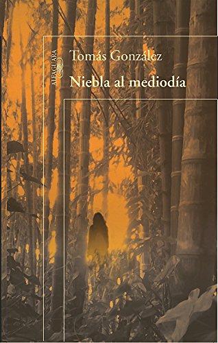 Niebla al mediodía (Spanish Edition): Tomás González