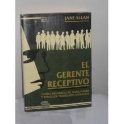 9789589042830: Gerente Receptivo, El (Spanish Edition)