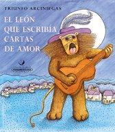 9789589044575: El Leon Que Escribia Cartas de Amor