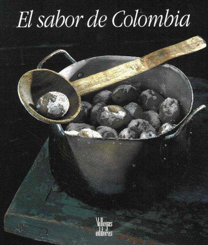 9789589138908: El sabor de Colombia