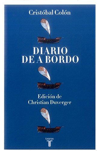 9789589219355: DIARIO DE A BORDO