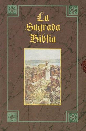 9789589271063: La Sagrada Biblia, Edicion Personal (The Holy Bible, Personal Edition; Spanish Edition)