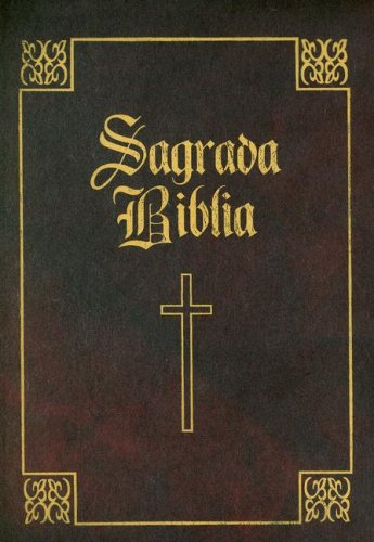9789589271070: La Sagrada Biblia, Edicion Familiar (The Holy Bible, Family Edition; Spanish Edition)
