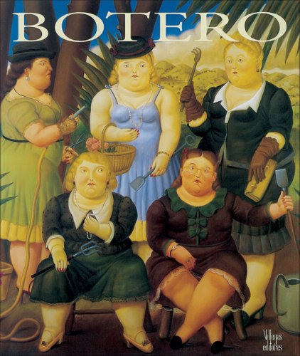 9789589393437: Botero New Works on Canvas