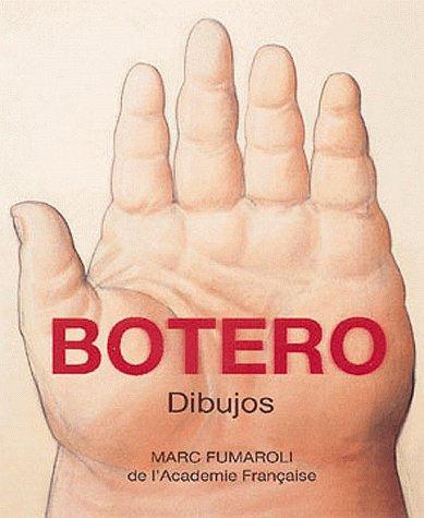 9789589393734: Botero. Drawings