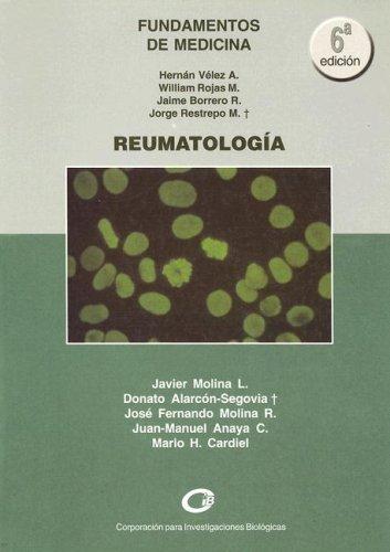 9789589400821: Reumatologia (Fundamentos de Medicina)