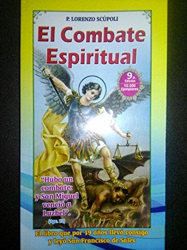 9789589492840: El combate espiritual