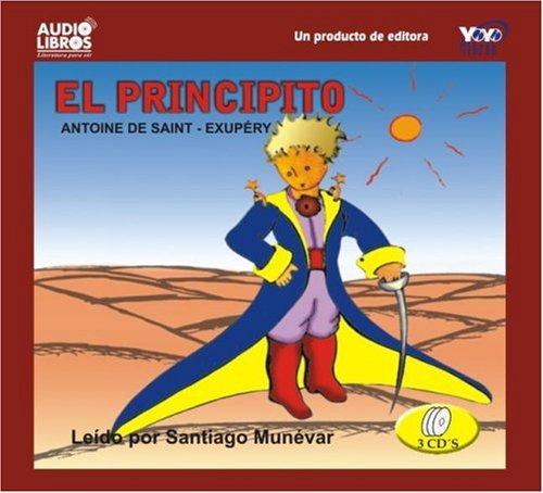 9789589494721: El principito (audiolibro) (3 cd's) (acento latino)