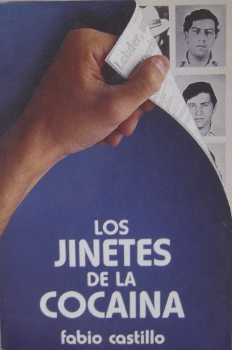 9789589515501: Los jinetes de la cocaína (Spanish Edition)