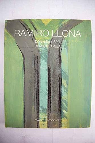 Ramiro Llona: Donald Kuspit; Blanca