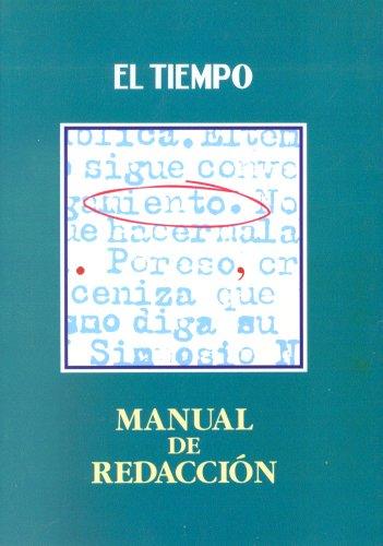 Manual de Redaccion - El Tiempo (Colombia): n/a