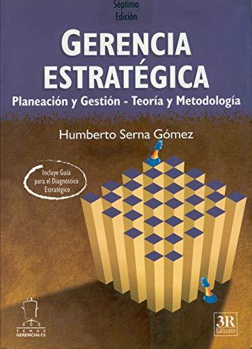 9789589613771: Gerencia Estrategica (Spanish Edition)