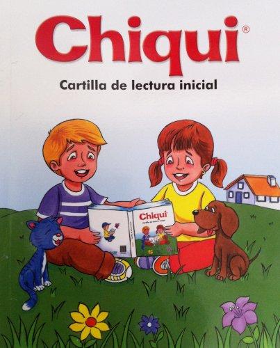 Chiqui - Cartilla de lectura inicial: Leandro Pantoja Caicedo,