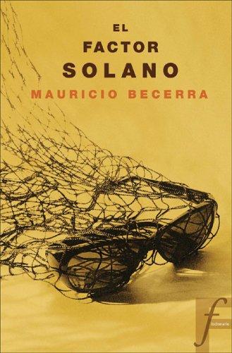 9789589740583: El factor Solano