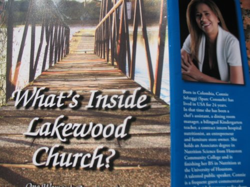 9789589838952: What's Inside Lakewood Church?